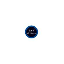 Záplata ZS 1 na opravu duší - priemer 20 mm