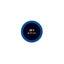 Záplata ZS 3 na opravu duší - priemer 37 mm