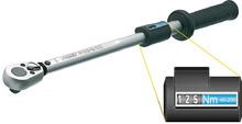 Momentový kľúč HAZET 40-200 Nm