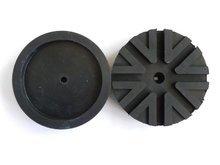 Gumová podložka zvedáku 125x34 mm