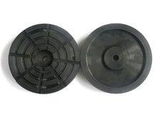 Gumová podložka zdviháka 140x25 mm