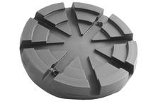 Gumová podložka zdviháka 125x24 mm
