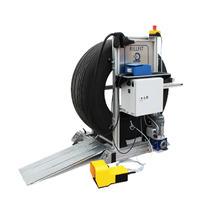 Stojan na prerezávanie pneumatík