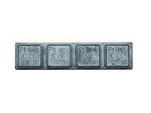 Samolepiace závažie TRUCK Pb 4 x 50g - 100