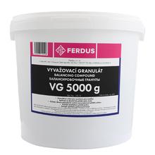Vyvažovací granulát (prášok) VG 5000g