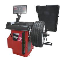 Vyvažovačka CB78P Automat 3D s dotykovým displejom a diagnostikou