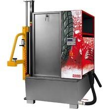 Umývačka kolies WULKAN 500HP special - nákladná