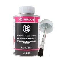 Butylový tesniaci roztok B 250 ml + menšie štetec