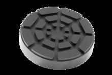Gumová podložka zdviháka 126x24 mm