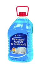Nemrznúca kvapalina do ostrekovačov -30 ° C (5 l)