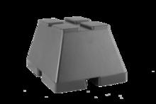 Gumová podložka zvedáku 160x120x90 mm