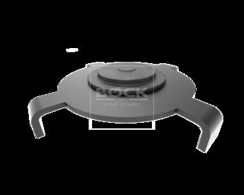 Adaptér pre zdvíhanie áut modelu Tesla 3 - stredná veľkosť - 1