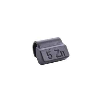 Vyvažovacie závažia (Zn) ASTA 5 g - BLACK - 1
