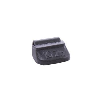 Vyvažovacie závažia (Zn) ASTA 10 g - BLACK - 1