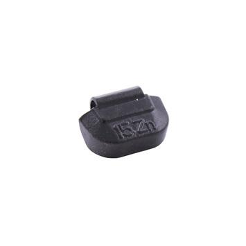 Vyvažovacie závažia (Zn) ASTA 15 g - BLACK - 1
