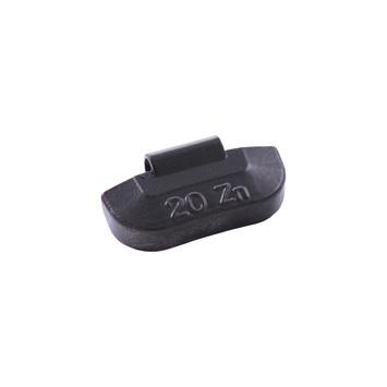 Vyvažovacie závažia (Zn) ASTA 20 g - BLACK - 1