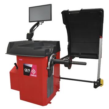 Vyvažovačka CB78 Automat 3D s dotykovým displejom - 1