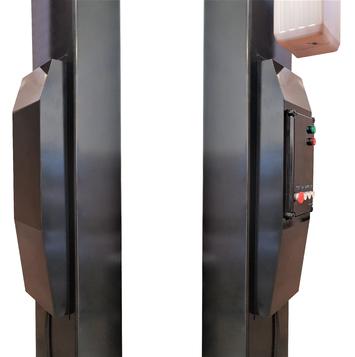 Set krytov (2ks) ovládacích prvkov pre zdviháky SAFE