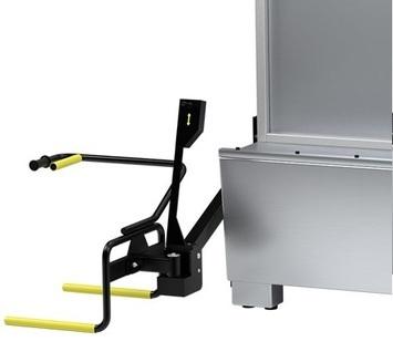 Zdvihák WL360 pre umývačky kolies - 1