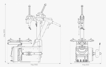 Vyzúvačka LC889N - 2