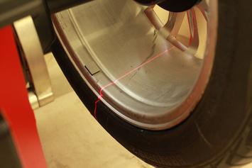 Vyvažovačka CB78 Automat 3D s dotykovým displejom - 4