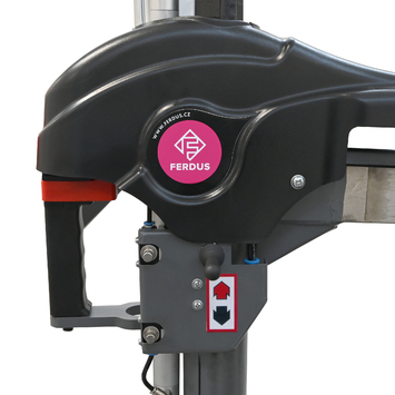 Vyzúvačka LC897V - 5