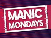 Manic Monday 19/2021