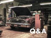 Q&A: Gumová podložka ke zvedáku