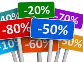 Stylová i praktická: černá naklepávací závaží. Nyní se slevou 30 %!